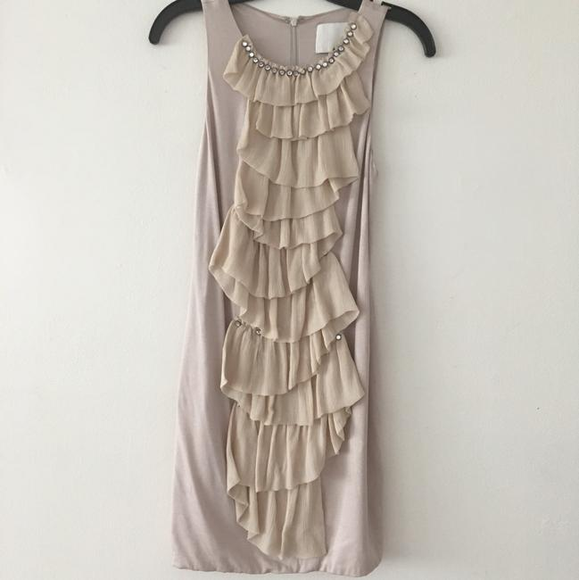 3.1 Phillip Lim short dress Nude on Tradesy