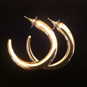 Chico's CHICO'S EXTRA LARGE HOOP EARRINGS