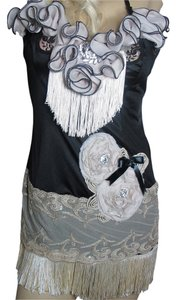 Live It Up Club Dancing Event Costume Party Flapper Dress