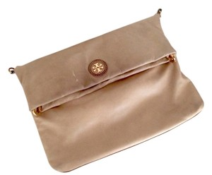 Tory Burch Leather Foldover Cross Body Bag
