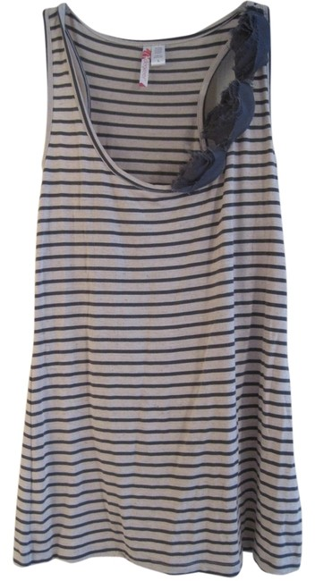 Preload https://item1.tradesy.com/images/6-degrees-striped-tank-topcami-size-12-l-1337825-0-0.jpg?width=400&height=650