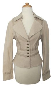 Nine West Longsleeve Blazer Motorcycle Jacket