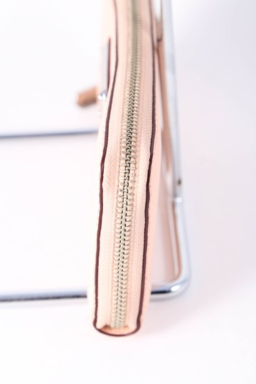 Marc by Marc Jacobs * Marc By Marc Jacobs New Q Slim Zip Around Wallet- Blush Pink