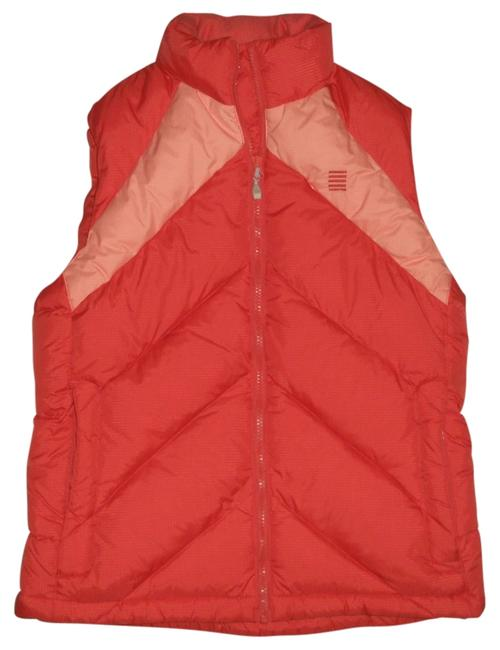 Lands End 650 Fill Power Down: Nature's Insulator * Drioff Finish: Water Beads Up And Rolls Off *conveniently Packs Into Its Own Vest