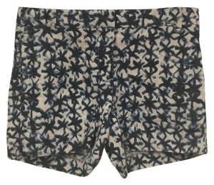 J.Crew Mini/Short Shorts Blue, Beige