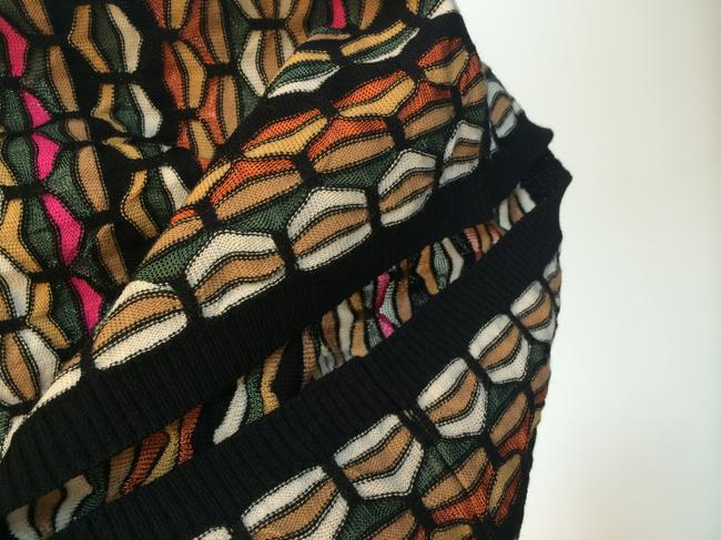 Missoni Top Pink, Green, Black, Peach