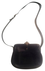 Etienne Aigner Vintage Leather Cross Body Bag