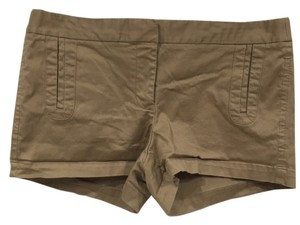 J.Crew Mini/Short Shorts Khaki