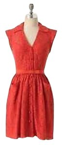 Tracy Reese Anthropologie Lace Dress