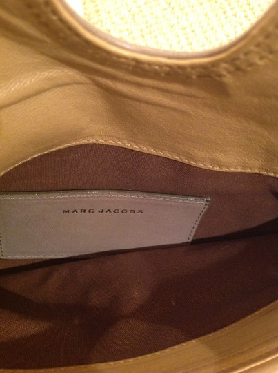 Marc Jacobs Beige Clutch