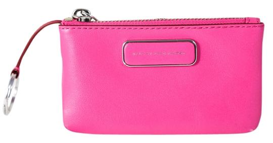 Preload https://img-static.tradesy.com/item/13380730/marc-by-marc-jacobs-pink-new-q-grained-leather-key-pouch-wallet-0-1-540-540.jpg