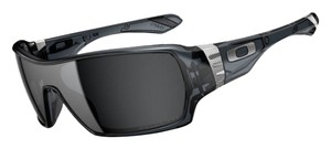 Oakley Oakley OO9190-05 Men's Offshoot Black/Grey Lens Sunglasses