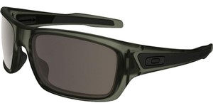 Oakley Oakley OO9263-19 Men's Turbine Olive ink/Grey Lens Sunglasses