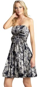 BCBG A A-line Empire Waist Party Dress