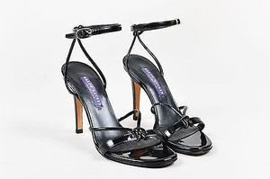 Ralph Lauren Collection Black Sandals
