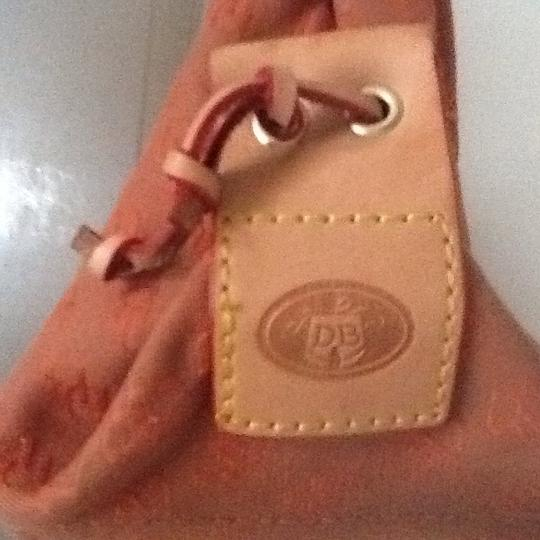 Dooney & Bourke Tote in Orange