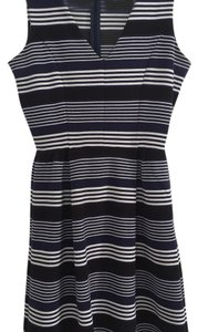 Madewell short dress Navy on Tradesy