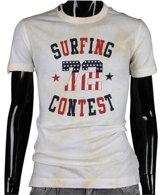 Preload https://img-static.tradesy.com/item/13382785/dolce-and-gabbana-multicolor-d-and-g-vintage-unisex-usa-surfing-72-contest-48m-tee-shirt-size-8-m-0-2-650-650.jpg