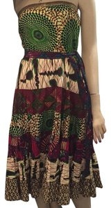 Twelfth St. by Cynthia Vincent short dress Multi color on Tradesy