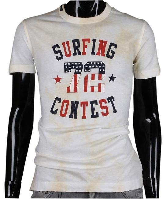 Preload https://img-static.tradesy.com/item/13383247/dolce-and-gabbana-multicolor-d-and-g-vintage-unisex-usa-surfing-72-contest-58xxl-tee-shirt-size-16-x-0-2-650-650.jpg