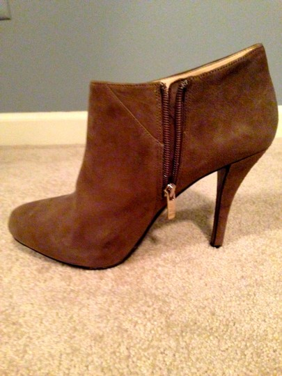 Enzo Angiolini Olive (Suede) Boots