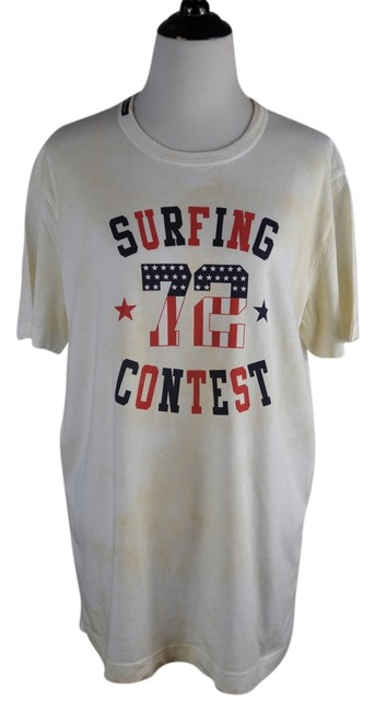 Preload https://img-static.tradesy.com/item/13383406/dolce-and-gabbana-multicolor-d-and-g-vintage-unisex-usa-surfing-72-contest-xl-tee-shirt-size-14-l-0-2-650-650.jpg