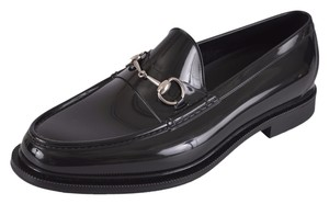 Gucci Loafers Men's Loafers black Flats