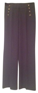 Forever 21 Wide Leg Pants navy