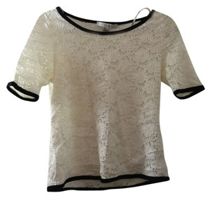 Forever 21 Lace T Shirt