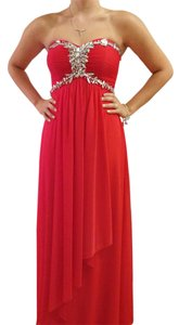 Xscape Prom 2013 Long Dress