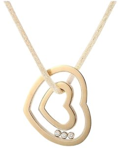Chopard Chopard 18K Yellow Gold Diamonds Necklace 796596-20