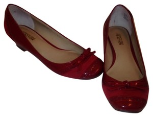 Kenneth Cole Red Flats
