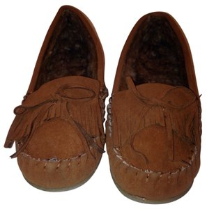Urban Outfitters Brown Flats