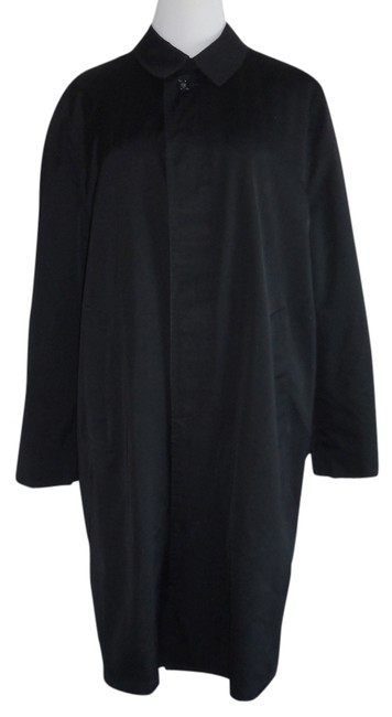 Preload https://item1.tradesy.com/images/black-vintage-in-great-condition-penn-prest-pile-lining-penneys-trench-coat-size-16-xl-plus-0x-13384690-0-1.jpg?width=400&height=650
