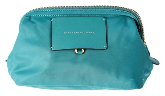 Preload https://item4.tradesy.com/images/marc-by-marc-jacobs-green-preppy-legend-makeup-cosmetic-bag-13384753-0-1.jpg?width=440&height=440