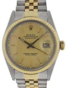 Rolex Rolex 16013 Two Tone Datejust Watch