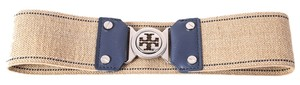 Tory Burch Tory Burch Wide Stretch Interlocking Belt XS