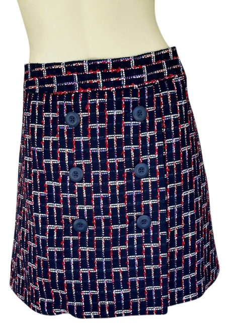 Preload https://item3.tradesy.com/images/ann-taylor-loft-navy-blue-new-red-check-boucle-knee-length-skirt-size-6-s-28-1338552-0-0.jpg?width=400&height=650