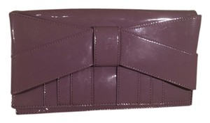 Zac Posen Purple Clutch