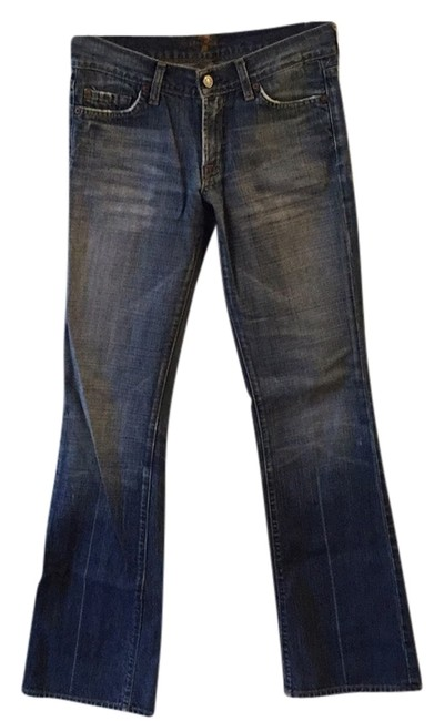 Preload https://img-static.tradesy.com/item/13385626/7-for-all-mankind-distressed-blue-boot-cut-jeans-size-27-4-s-0-1-650-650.jpg