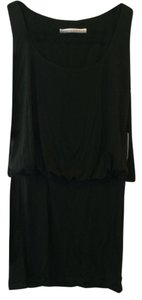 Susana Monaco short dress Dark Green on Tradesy
