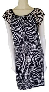 Trina Turk Pull-on Sheath Slinky Dress