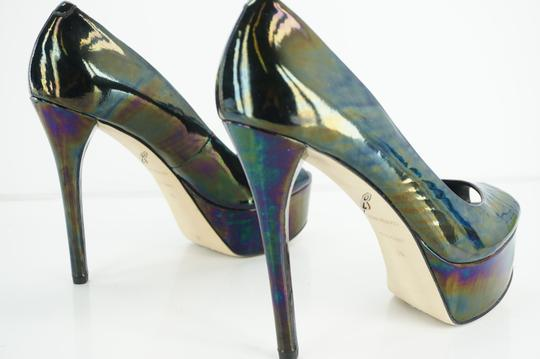 B Brian Atwood Sb-13095- Black Pumps