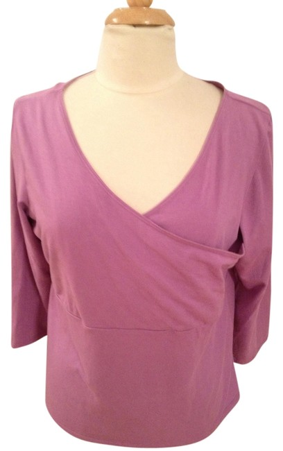 Eileen Fisher Top Lavender