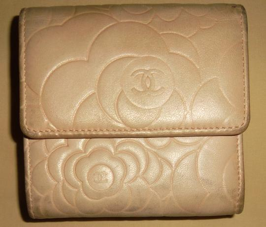 Chanel Chanel Camellia Bifold Wallet