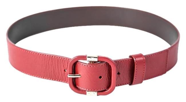 Tory Burch Red * Leather Belt Tory Burch Red * Leather Belt Image 1