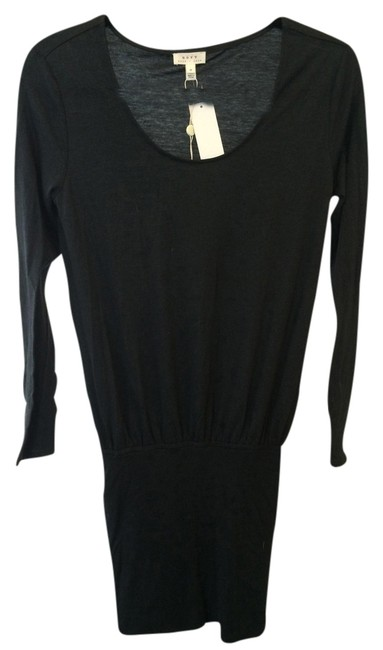 Joie Top Charcoal/Black