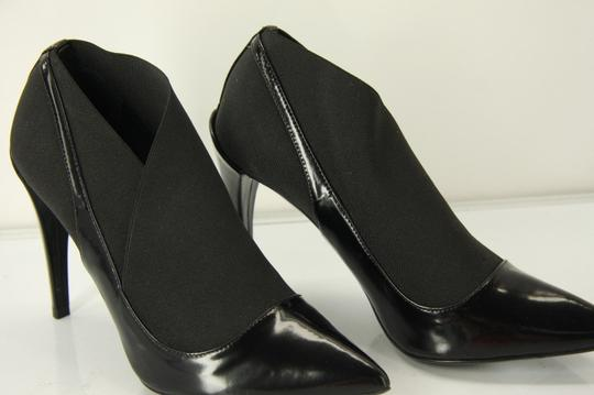 Dior Pointy Toe Classic Formal High Heels Black Boots