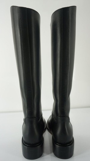 Chanel Tall Black Boots Image 8