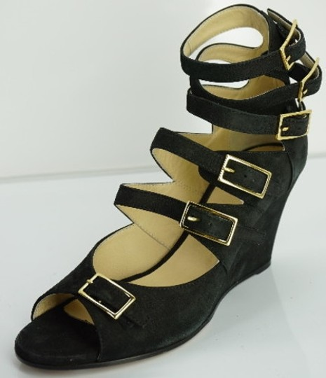 Chloé As4390175413891 Black Sandals